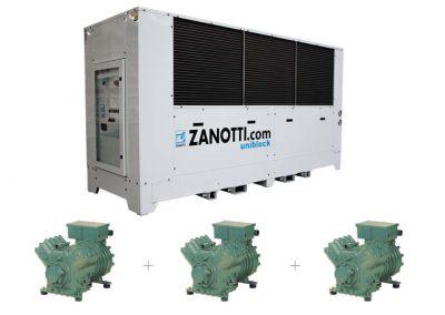 "CM-B condensadora multicompresor ""Bitzer"""