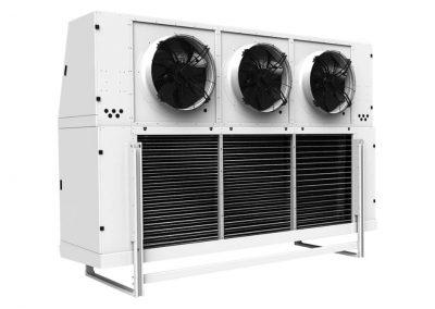 UE-BPE unidades evaporadoras de pared
